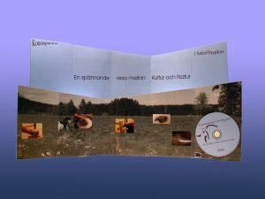 Broschyr med CD skiva