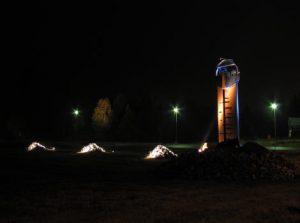 Sala gruva entré Installationsförslag blev stulen av Lena Waxell under ledningen av Sala Kommun