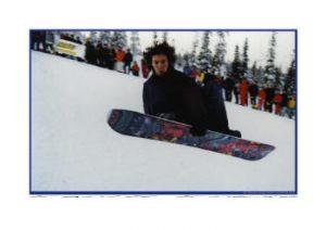 Skateboard Sälen