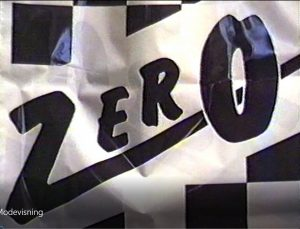 Zero Zero modevisning